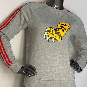 MARC BY MARC JACOBS TERRY TIGER SWEATSHIRT